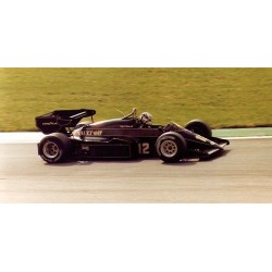 Lotus Renault 95T F1 1984 Nigel Mansell Minichamps 417840012