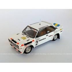 Fiat 131 Abarth 2 Rallye de Suède 1979 Alen Kivimaki Trofeu TRO1430