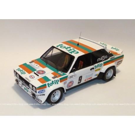 FIAT 131 Abarth 9 Rally of Madeira 1982 Mandelli Borghi Trofeu RRAL59
