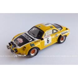 Alpine Renault A110 6 Tour de Corse 1977 Manzagol Filippi Trofeu T0838