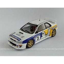 Subaru Impreza WRC 3 Tulip Rally 1998 De Jong Hillen Trofeu T1131