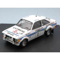 Ford Escort MKII 1 RAC Rally 1977 Clark Pegg Trofeu T1018