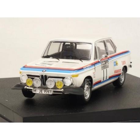 BMW 2002 TI 11 RAC Rally 1973 Warmbold Todt Trofeu T1729