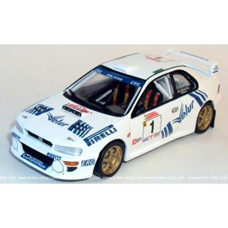Subaru Impreza WRC 1 Rallye de Madeire 1999 Thiry Prevot Trofeu RRAL49