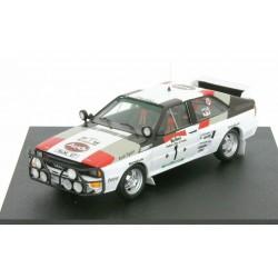 Audi Quattro 1 Cote d'Ivoire 1983 Mikkola Hertz Trofeu T1626