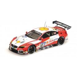 BMW M6 GT3 42 24 Heures du Nurburgring 2017 Minichamps 437172642