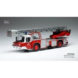 Magirus DLK 2312 fire brigade IXO TRF005