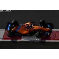 McLaren Renault MCL33 Last F1 Race Abu Dhabi 2018 Fernando Alonso Minichamps 537186414