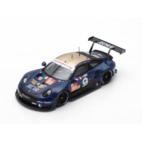 Porsche 911 RSR 80 24 Heures du Mans 2018 Spark S7040
