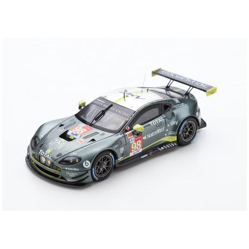 Aston Martin Vantage 98 24 Heures Du Mans 2018 Spark S7044