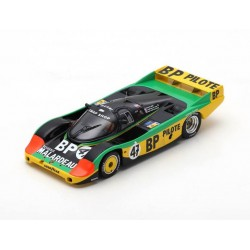 Porsche 956 47 24 Heures du Mans 1983 Spark S7503