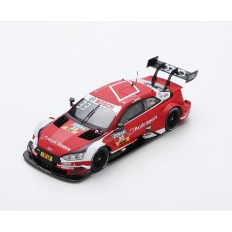 Audi RS5 33 DTM Nurburgring 2018 René Rast Spark SG431