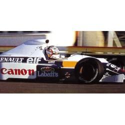 Williams Renault FW13B F1 Nigel Mansell 1990 Minichamps 437910105