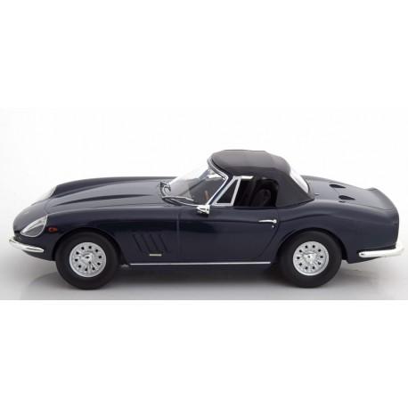 Ferrari 275 NART Spyder Metallic Dark Blue KK Scale KKDC180233
