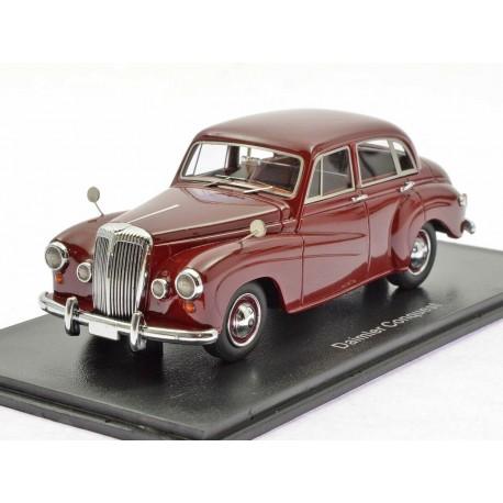 Daimler Conquest RHD 1953 Dark Brown NEO NEO45081