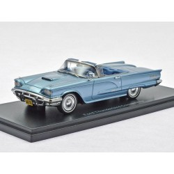 Ford Thunderbird Convertible 1960 Light Blue NEO NEO46057