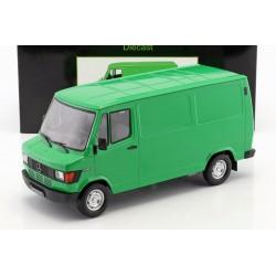 Mercedes 207/208D Transport Green KK Scale KKDC180303