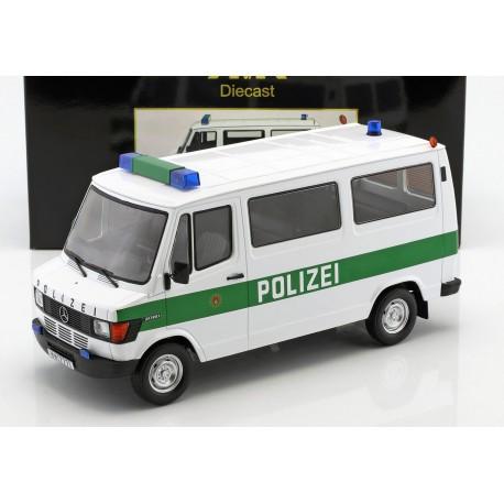 Mercedes 207/208D Bus - Police KK Scale KKDC180292