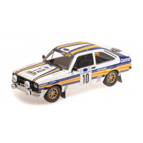 Ford RS 1800 10 Rallye Acropole 1980 Vatanen Richards Minichamps 155808710