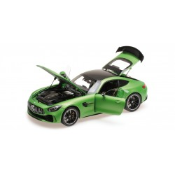 Mercedes AMG GTR Matt Green 2017 Almost Real ALM820701