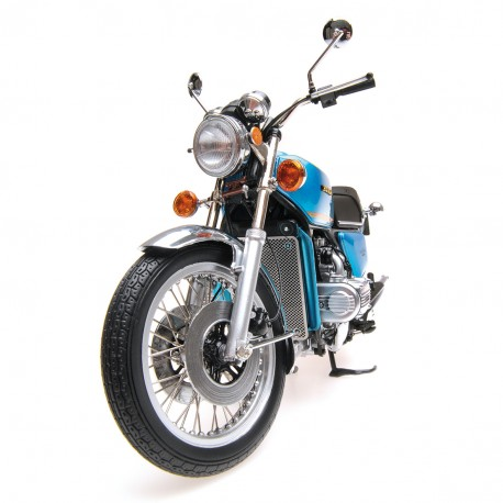 Honda Goldwing GL 1000 K3 1975 Bleue Minichamps 122161600