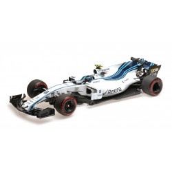 Williams Mercedes FW40 18 F1 Abu Dhabi 2017 Lance Stroll Minichamps 117172018