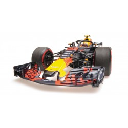 Aston Martin Red Bull Tag Heuer RB14 F1 Autriche 2018 Max Verstappen Minichamps 110180933