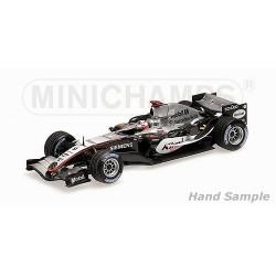 McLaren MP4-20 F1 Turquie 2005 Kimi Räikkönen Minichamps 435050009