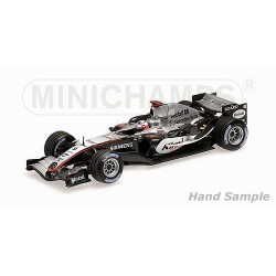 McLaren MP4-20 F1 Belgique 2005 Kimi Räikkönen Minichamps 435050109