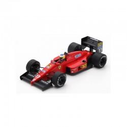 Ferrari F187 27 F1 Monaco 1987 Michele Alboreto Looksmart LSRC058