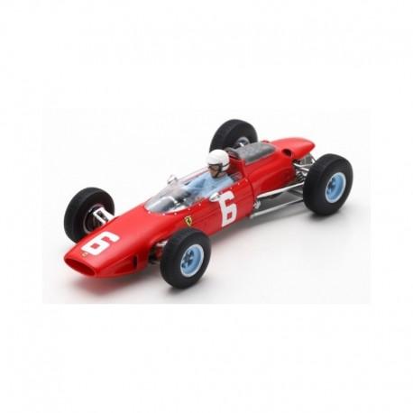 Ferrari 156 6 F1 Italie 1964 Lodovico Scarfiotti Looksmart LSRC032