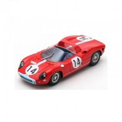 Ferrari 330P 14 24 Heures du Mans 1964 Looksmart LSLM090