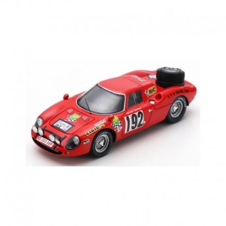 Ferrari 250 LM 192 Tour de France 1969 Rouget Depret Looksmart LSRC064