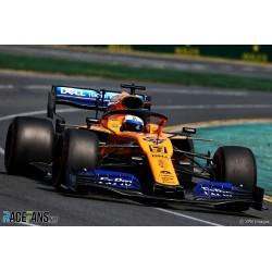 McLaren Renault MCL34 F1 2019 Carlos Sainz Jr Spark S6082