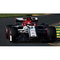 Alfa Romeo Sauber Ferrari C38 F1 2019 Kimi Raikkonen Spark S6073