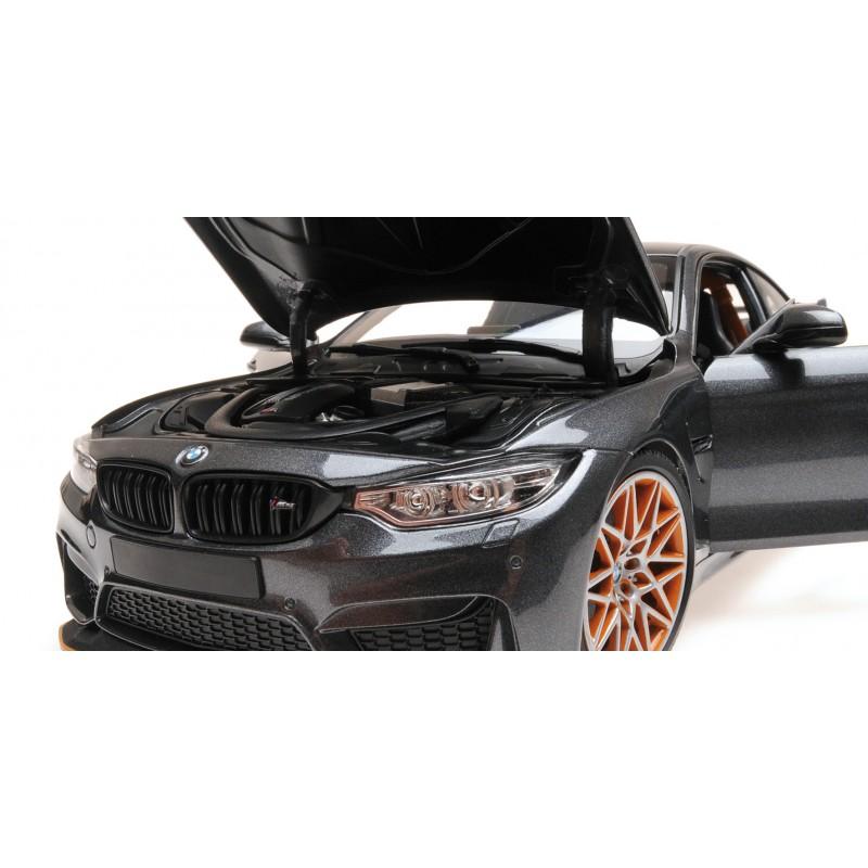 2016 Bmw M4 Gts Msrp: BMW M4 GTS 2016 Grey Metallic Minichamps 110025222