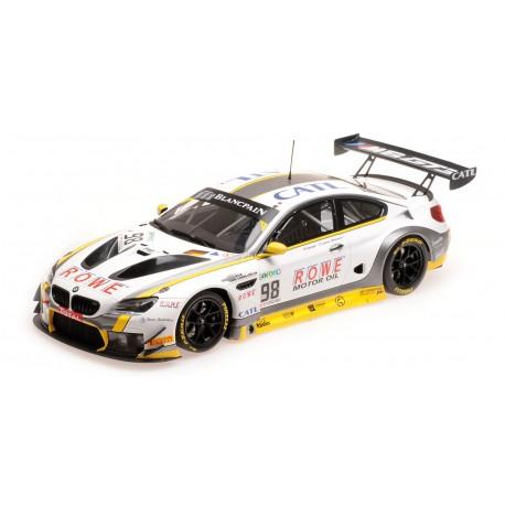 BMW M6 GT3 98 24 Heures de Spa Francorchamps 2017 Minichamps 155172688