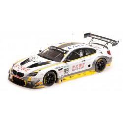 BMW M6 GT3 99 24 Heures de Spa Francorchamps 2017 Minichamps 155172689