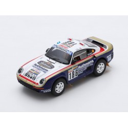 Porsche 959 186 Paris Dakar 1986 Metge Lemoine Spark S7815