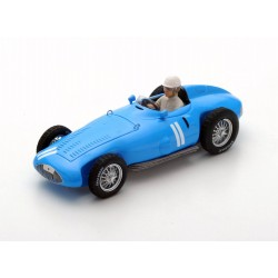 Gordini T32 11 F1 Allemagne 1956 André Milhoux Spark S5314