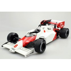 McLaren Tag Porsche MP4/2 F1 World Champion 1984 Niki Lauda GP Replicas GP1205A