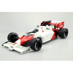 McLaren Tag Porsche MP4/2 F1 1984 Alain Prost GP Replicas GP1205B