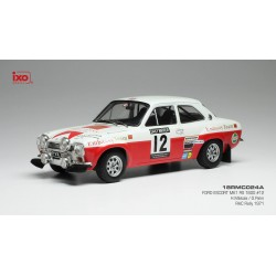 Ford Escort MKI RS 1600 12 Rallye RAC Rally 1971 Mikkola Palm IXO 18RMC024A