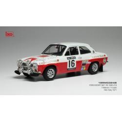 Ford Escort MKI RS 1600 16 Rallye RAC Rally 1971 Makinen Liddon IXO 18RMC024B