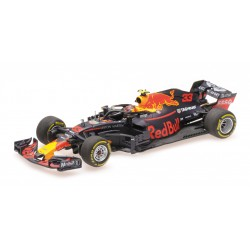 Aston Martin Red Bull Tag Heuer RB14 F1 2018 Max Verstappen Minichamps 410180033