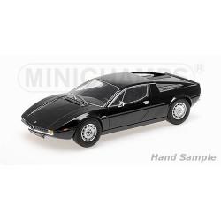 Maserati Merak 1974 Noire Minichamps 107123762