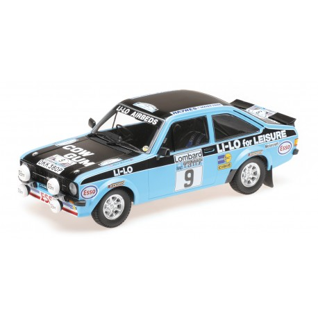Ford RS 1800 9 Rallye RAC Rally 1978 Clark Wilson Minichamps 155788709