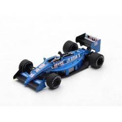 Ligier JS31 25 F1 Monaco 1988 René Arnoux Spark S3967