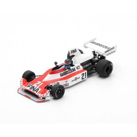 Williams FW04 F1 Allemagne 1975 Jacques Laffite Spark S4038