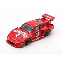 Porsche 935 K3 69 24 Heures du Mans 1980 Spark S5522